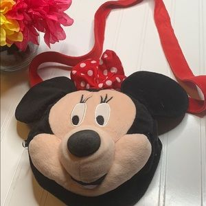 Minnie Mouse crossbody Purse for kids